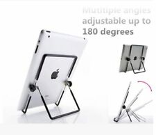 "Foldable Table Metal Mount Holder Stand for 7-10"" Tablets iPad Mini iPad 2 3 4 5"
