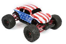 Custom Buggy Body American Flag Shell for ARRMA 1/8 Nero 6S BLX VW Baja Beetle