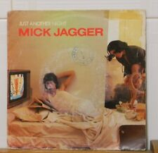 MICK JAGGER - JUST ANOTHER NIGHT - TURN THE GIRL LOOS E- 45 giri vinile 1985