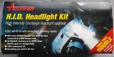 Acumen Super Bright HID H7 Motorcycle Headlamp Conversion Kit 61014