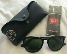 Ray-Ban Erika RB4171 - Black Polarised Lenses   54 / 18 - New Without Tags