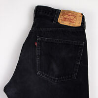 Levi's Strauss & Co Hommes 501 Jeans Jambe Droite Taille W38 L32 AKZ520