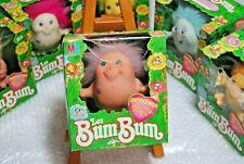 FRENCH BOX BUM BUM SNUGGLEBUMMS MB 1985 NEUF NEW TIPUCE