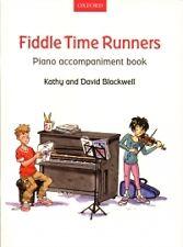 VIOLINO tempo i corridori accompagnamento al pianoforte