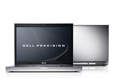 """Dell Precision M6500 17"""" Core i5 2.67GHz 4GB RAM, 320GB HDD Win 10 Home 64-bit"""