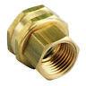 "Orbit Female Garden Hose x 3/4"" Pipe Brass Hose to Pipe Swivel Fitting - 53036"