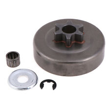 3/8 6T Clutch Drum Sprocket Washer E-Clip Kit For STIHL Chainsaw 017 018 021 UHC