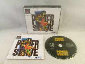 Sony Playstation 1 PS1 - Power Serve