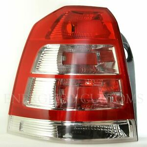 Vauxhall Zafira MK2 2008-2014 Tail Light Back Rear Light Lamp Lens Left Side