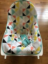 Fisher-Price Infant-To-Toddler Rocker Portable Sleeper Vibration Soother Napper