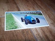 Photo   / Photograf  Maurice Trintignant GORDINI  GP France Reims 1953 //