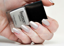Butter London in PEARLY QUEEN Nail Polish ~ Gorgeous winter white pearl 3-free