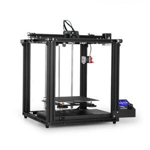 Ender-5 Pro 3D Printer Printing Size 220*220*300mm +Mute Motherboard Unfinished