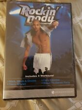 Rockin' Body Beachbody (DVD 2Disc) 7 workout every part of your body dance party