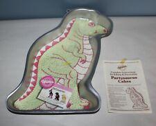 Vintage WILTON Character Cake Pan PARTYSAURUS Dinosaur