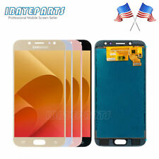 J730G J730GM For Samsung Galaxy J7 Pro 2017 LCD Display Touch Screen Digitizer
