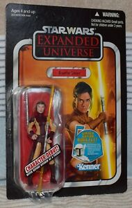 STAR WARS VINTAGE COLLECTION EXPANDED UNIVERSE BASTILA SHAN VC69 UNPUNCHED