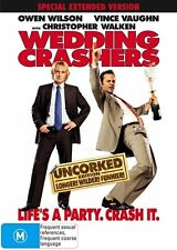 The Wedding Crashers (Owen Wilson & Vince Vaughn) DVD (Region 4)
