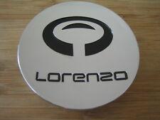 Lorenzo  WL030 Chrome Wheel Rim Snap In Center Cap 396K67 WL030