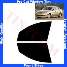 Pre Cut Window Tint Daewoo Lanos 4 Doors Saloon 1997-2003 Front Sides Any Shade