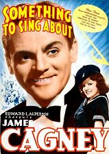 Something To Sing About (1937) (DVD) James Cagney, Evelyn Daw, & William Frawley