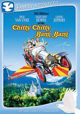 Chitty Chitty Bang Bang (Dvd, 2009, Dove O-Ring)