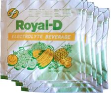 20 Pcs. Royal-D electrolyte beverage for athletes,fitness,sport loss of sweating