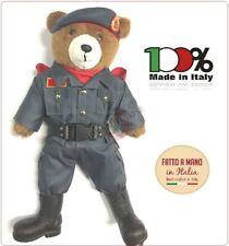 Orsetto Bear Orso Peluche Con Divisa Guardie Giurate GPG Security  IPS 53 Italia