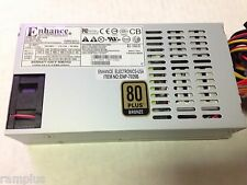 Original Enhance ENP-7025B (ENP-2320 replacement) 250W Flex 1U Power Supply, NEW
