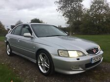 2001 (Y) HONDA ACCORD TYPE R - 2.2 V-Tec (210Bhp) - Rare Car-Low Miles, NO MOT