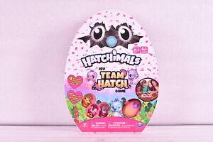 Hatchimals Season 3 Team Hatch Game with 4 Hatchimal Colleggtibles