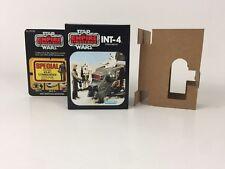 brand new esb mini rig int-4 special offer box + inserts