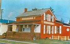 Sugarcreek Ohio~Swiss Village Country Store~Fenced-Off Basement Door 1950s PC
