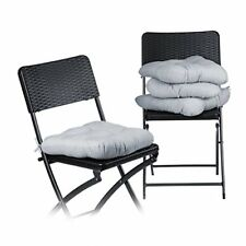 4 Coussins pour Niederlehner fauteuil chaise niedriglehner 4 couleurs Coussin de rembourrage