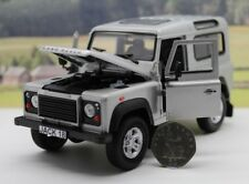 PERSONALISED PLATES Land Rover Defender 1/24 Boys Toy Dad XMAS Gift Present