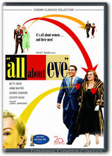 All About Eve Dvd New 2-Disc Set Bette Davis George Sanders Anne Baxter