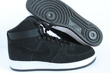 NIKE AIR FORCE 1 HIGH 07 BLACK/BLACK-WHITE SZ 15 [315121-038]