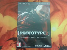 PROTOTYPE 2 COLLECTORS EDITION PRECINTADO SEALED PLAYSTATION 3 PS3 ENVÍO 24/48H
