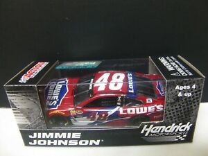 RARE Jimmie Johnson 2016 Lowes Red Vest  Chevy SS 1/64 NASCAR CUP