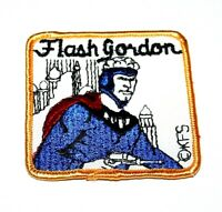 Rare Vintage King Features Flash Gordon Newspaper Comic Patch NOS