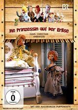 Augsburger Puppenkiste Die Prinzessin auf der Erbse + Doku 50 Jahre * DVD Pidax