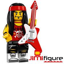 NEW LEGO Minifigures Gong & Guitar Rocker The Ninjago Movie 71019 Genuine Sealed