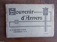 Normalformat Ansichtskarten vor 1914 aus Europa