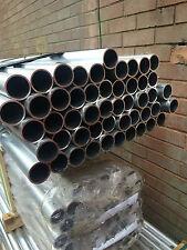 4 x 10ft Aluminium Scaffolding Tube, Scaffold, Handrail, Aerial Mast / Pole