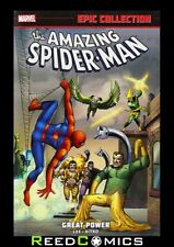 AMAZING SPIDER-MAN EPIC COLLECTION GREAT POWER DM GRAPHIC NOVEL (NEW PRINTING)