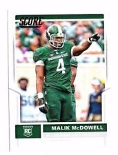 Malik McDowell , (Rookie) 2017 Panini Score, #397 , Football Card !!