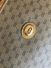 Vintage GUCCI Accessory Collection Toiletry Makeup Bag, Pouch, Clutch