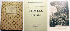 ROUSSEAU/L'IDYLLE DES CERISES/F ET J SERAND/ED DARDEL/1928