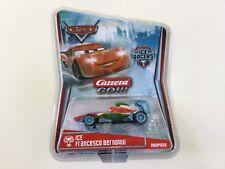 Brand New 1:43 Carrera GO Cars Disney Pixar Ice Racers Ice Francesco Bernoulli