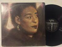 Billie Holiday Stormy Blues EX 2LP VERVE